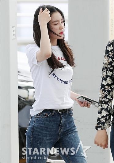[★포토]아이린, '꾸미지 않아도 눈부신 미모'