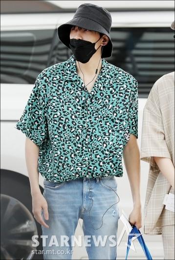 [★포토]원우, '누가봐도 아이돌 패션'