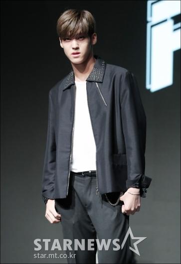 [★포토]송유빈, '강렬한 남성미'