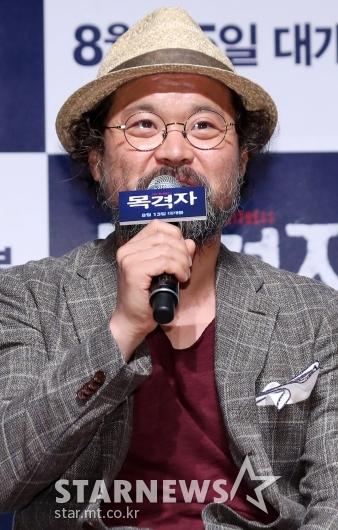 [★포토]김상호, '감독님께 선택 받았습니다'
