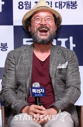 [★포토]김상호, '오늘 너무 즐겁네'