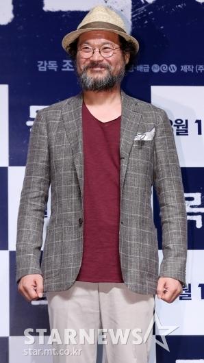 [★포토]김상호, '열혈 형사 연기 기대하세요'