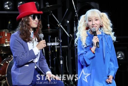 [★포토]신현희와김루트, '초심 잃지 않겠습니다'