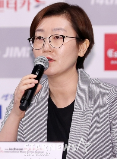 [★포토]설승아 사무국장, '다양한 프로그램 선보일 것'