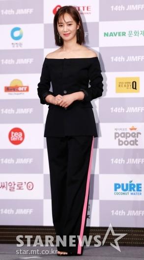 [★포토]유리, '블랙으로 멋낸 패션'