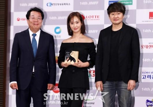 [★포토]유리, '제14회 제천국제음악영화제' 홍보대사 위촉