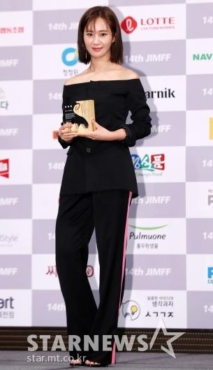 [★포토]유리, '제천국제음악영화제 홍보대사'