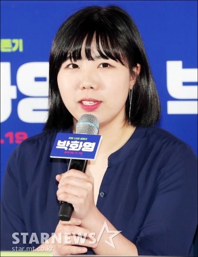 [★포토]김가희, '촬영하면서 20kg 찌웠었어요'