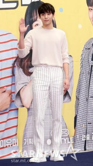 [★포토]김영대, '어마어마한 비율'