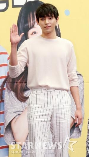 [★포토]김영대, '손인사만 해도 훈훈해'
