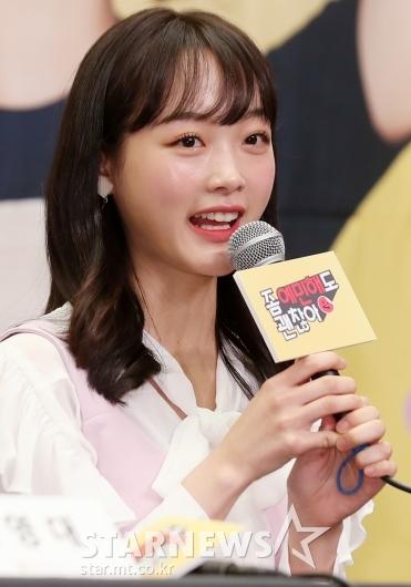 [★포토]이유미, '디지털 드라마로 인사드려요'