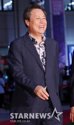 [★포토]부천국제판타스틱영화제 참석하는 도종환