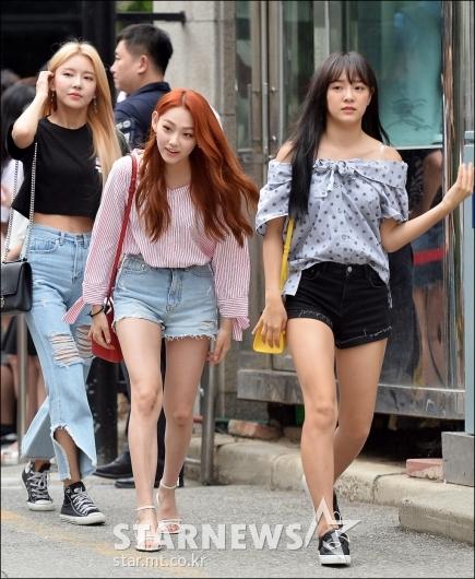 [★포토]세미나, '시원한 여름 패션'