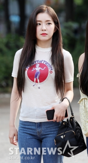 [★포토]긴생머리 아이린