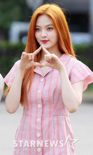 [★포토]솜이, '주황머리 소녀'