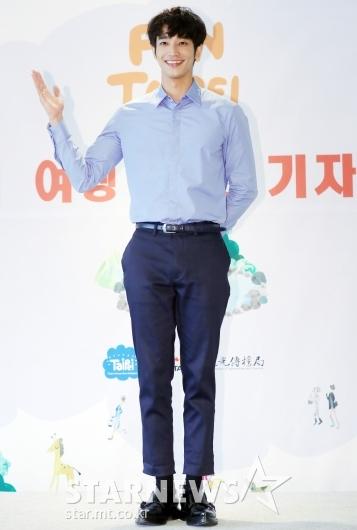 [★포토]류이호, '훤칠한 대만 미남'