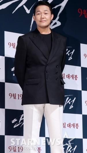 [★포토]박성웅, '제가 악역이면 잘 됩니다'