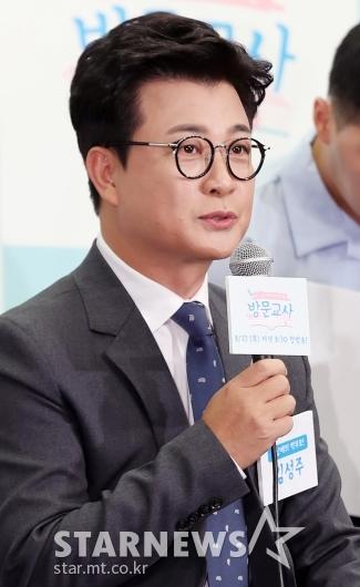 [★포토]김성주, '요즘 민국이는 사춘기'