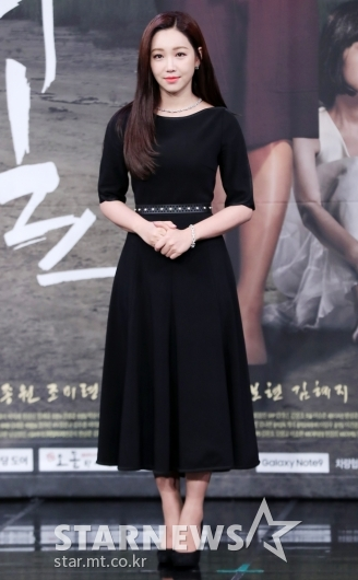 [★포토]이유리, '4년 만에 MBC 안방 복귀'
