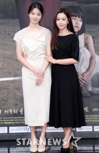 [★포토]엄현경-이유리, '분위기가 다른 미녀들'