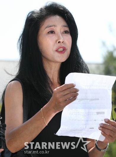 [★포토]김부선, 스캔들의 진실은?