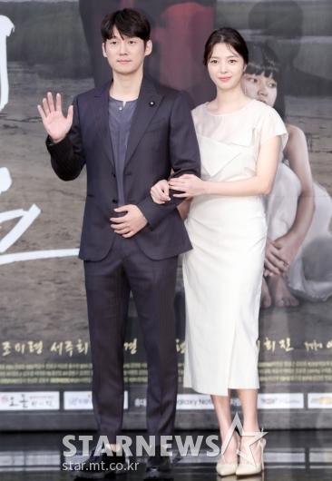 [★포토]송창의-엄현경, '잘 어울리나요?'