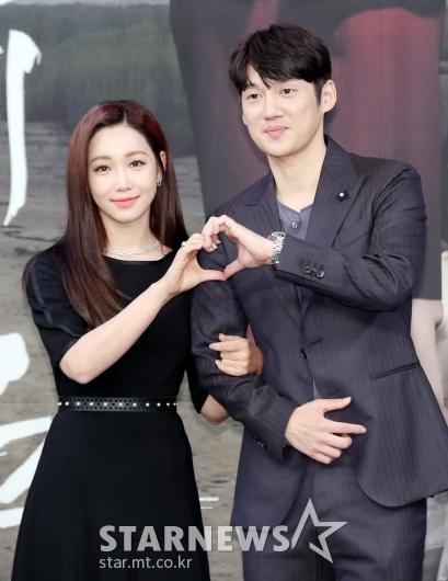 [★포토]이유리-송창의, '믿고 보는 두 배우!'