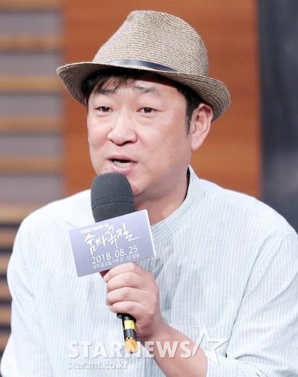 [★포토]인사말 하는 신용휘 감독