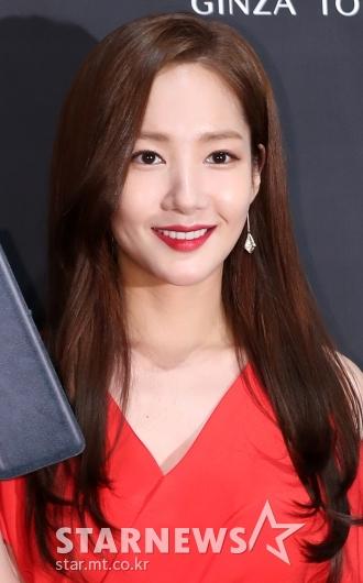 [★포토]박민영, '시원시원한 이목구비'