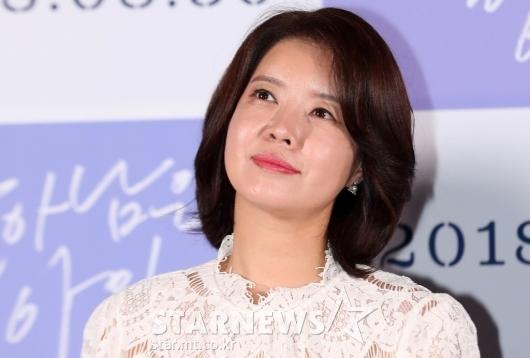 [★포토]김여진, '우아함 넘치는 미모'