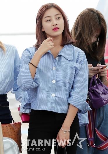 [★포토]지효, '갈수록 예뻐지는 미모'