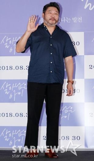 [★포토]최무성, '영화 잘 부탁드려요'