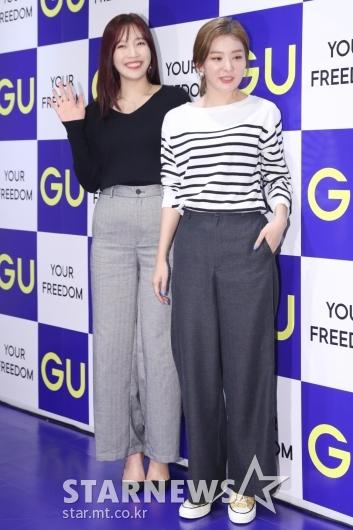 [★포토]조이-슬기, 매력적인 미녀들