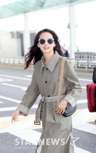 [★포토]윤승아, '공항에서 마주치면 이런 느낌'