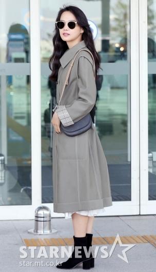 [★포토]윤승아, '가을 화보의 한 장면'