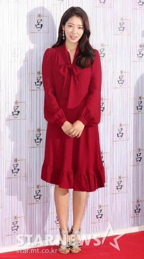 [★포토]박신혜, '머리부터 발끝까지 예쁨'