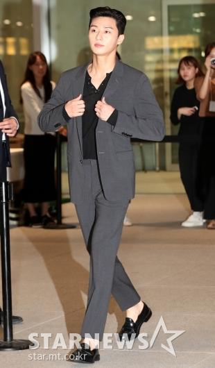 [★포토]박서준, '부회장님 포스 여전하네'
