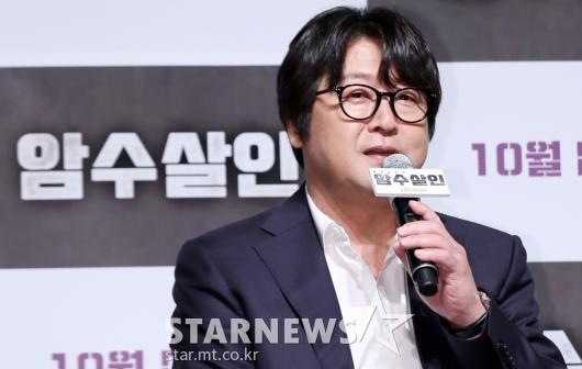 [★포토]김윤석, '암수살인'으로 돌아왔습니다