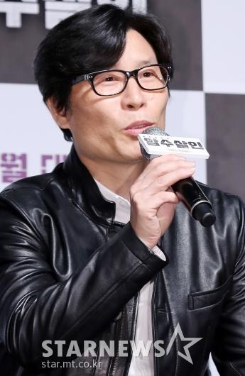 [★포토]영화 '암수살인'의 김태훈 감독