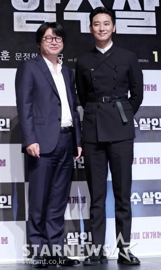 [★포토]김윤석-주지훈, '믿고보는 배우 조합'