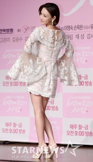 [★포토]고은미, '뒤태 어때요?'