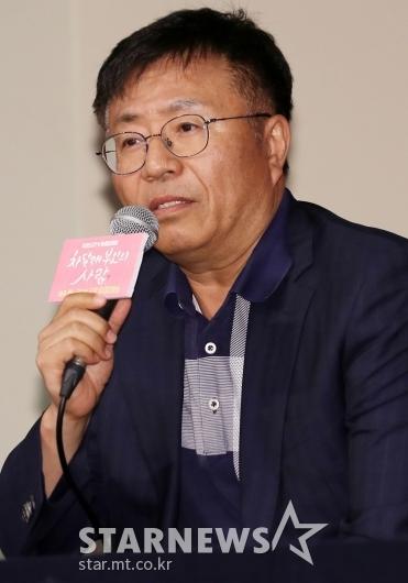 [★포토]드라마 '차달래 부인의 사랑' 고영탁 연출