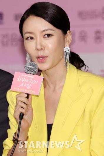 [★포토]안선영, '연기 변신 기대하세요'