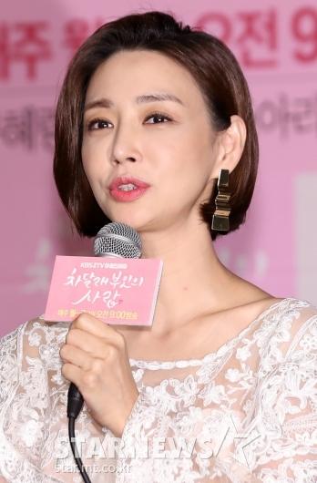 [★포토]고은미, '출산 후 8개월만의 빠른 컴백'