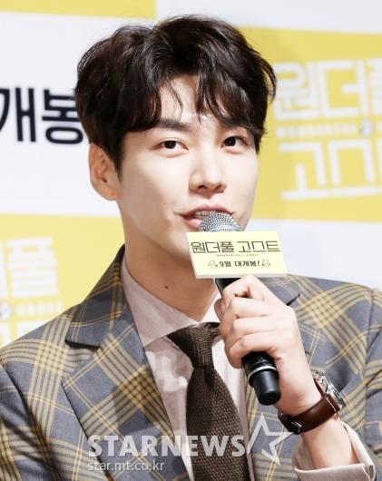 [★포토]김영광, '추석에 만나요!'