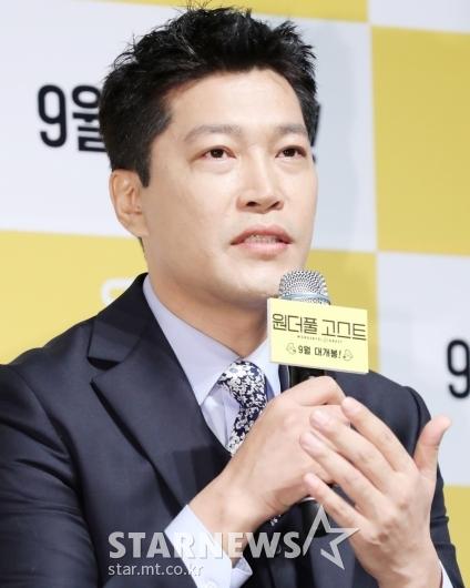 [★포토]최귀화, '충무로 대세남'