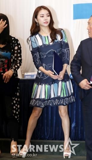 [★포토]설하윤, '트로트퀸의 예쁜 자태'