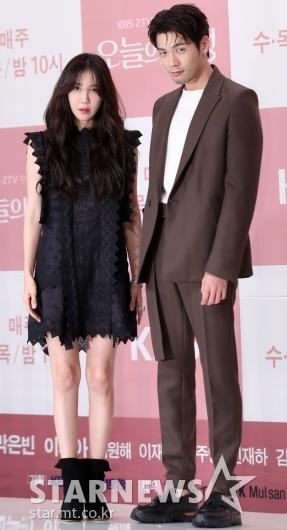 [★포토]이지아-최다니엘, '미스테리한 커플'