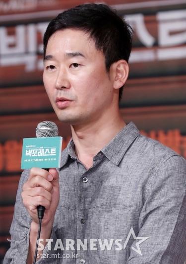 [★포토]'빅포레스트'의 안상휘 프로듀서