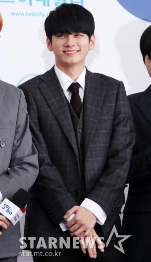 [★포토]옹성우, '팬들이 좋아하는 미소'